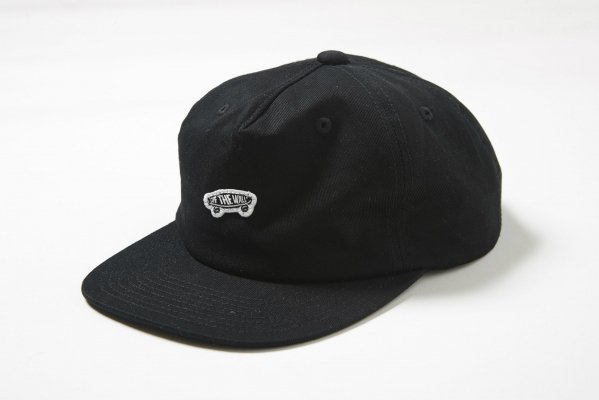 Checker Long Strap Five-Panels Cap