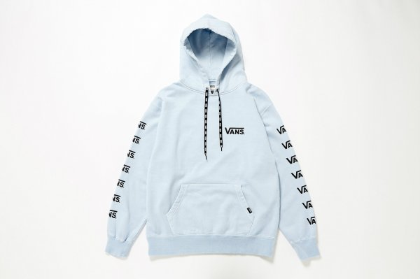 Flying-V Smoky Pull Over Hoodie