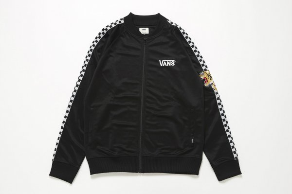 All Star Embroideried Track Jacket