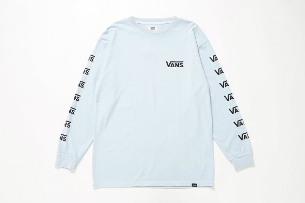 Flying-V Smoky L/S T-Shirts
