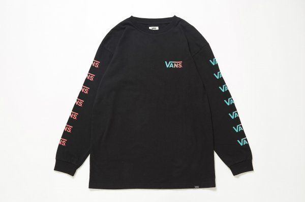 Gradation Flying-V L/S T-Shirts