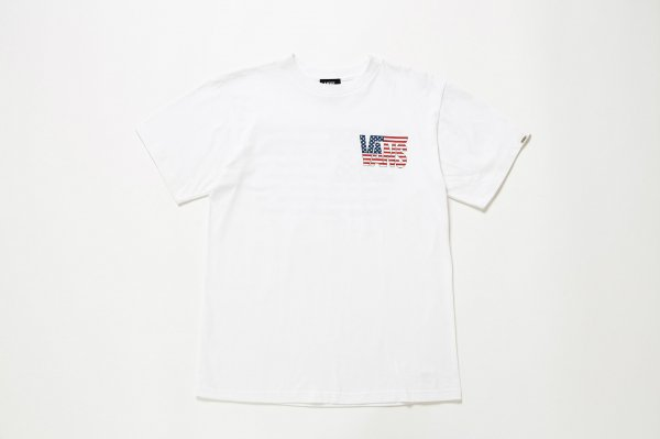 Stars & Stripes Flying-V S/S T-Shirt<img class='new_mark_img2' src='//img.shop-pro.jp/img/new/icons32.gif' style='border:none;display:inline;margin:0px;padding:0px;width:auto;' />