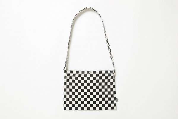 Checker Sacoche (Safari6月号掲載商品)