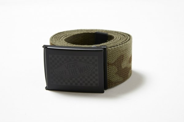 Camouflage Canvas Belt