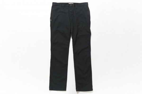 MN GR CHINO II Black BLACK(Safari9月号掲載商品)