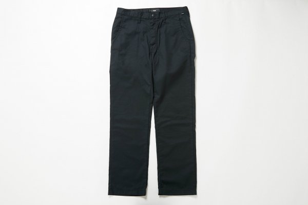 MN AUTHENTIC CHINO P BLACK (THRASHER)