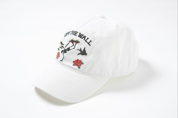 Souvenir Bone Skater M-Type Low Cap
