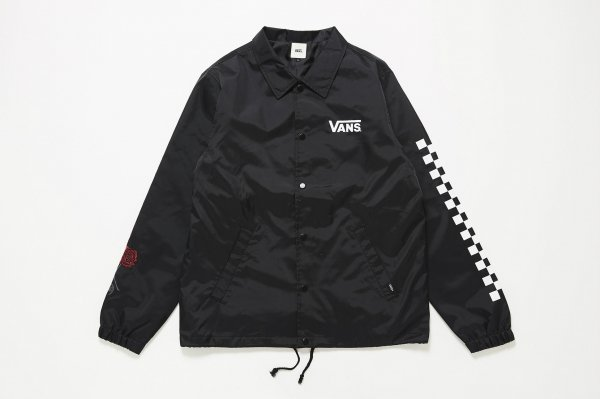 Souvenir Bone Skater Coach Jacket