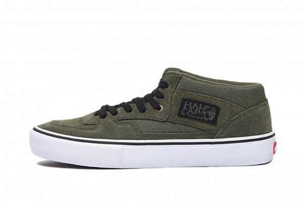 HALF CAB PRO WINTER MOSS/BLACK
