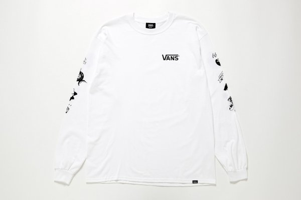 Tattoo Printed L/S T-Shirts