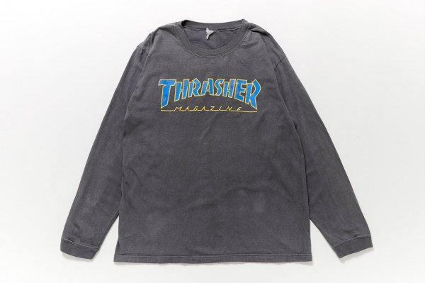 THRASHER Long Sleeve Tee