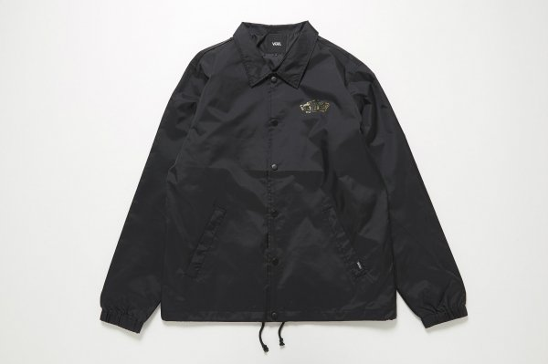 Camo Pack Coach Jacket