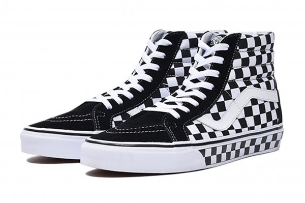 SK8-HI REISSUE (CHECKERBOARD) BLACK/