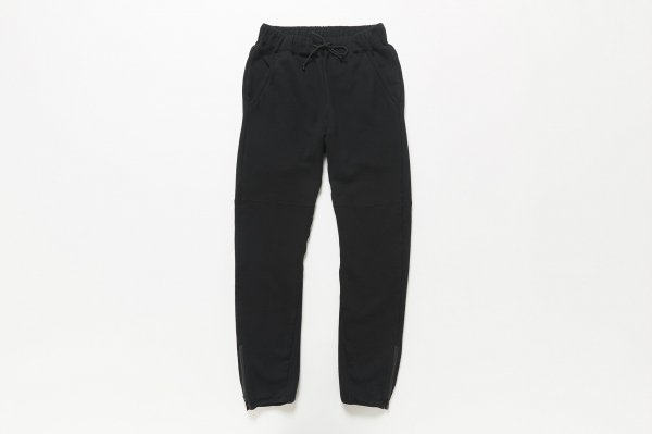 裏起毛 SIDEZIPPERS PANTS