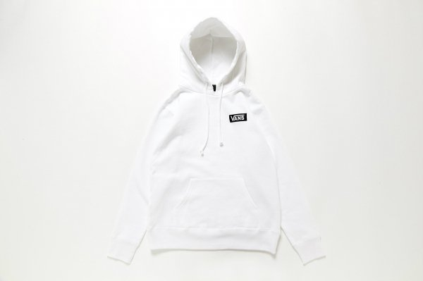 Embroidery SIDE PachPull Over Hood