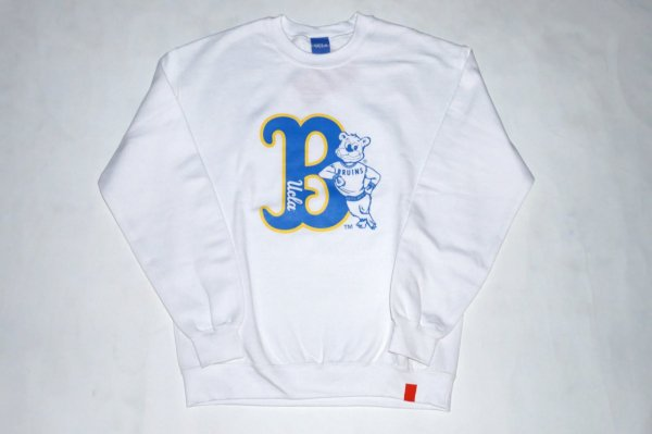 UCLA CREW SWEAT (Safari4月号掲載商品)<img class='new_mark_img2' src='//img.shop-pro.jp/img/new/icons38.gif' style='border:none;display:inline;margin:0px;padding:0px;width:auto;' />