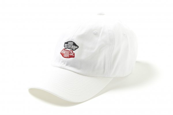 Reverse OTW Embroidery Low Cap(Safari4月号掲載商品)