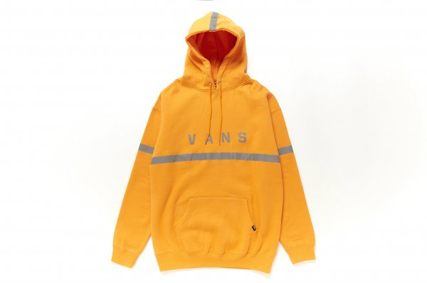 Reflector Pull Over Hoodie
