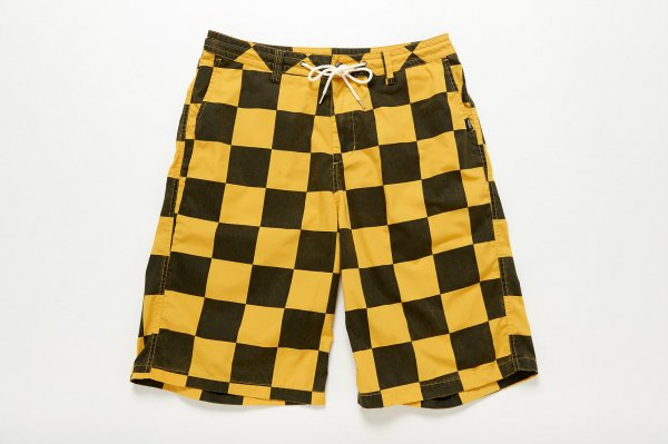 Checker Shorts(Safari5月号掲載商品) CHECKERBOARDATTACK