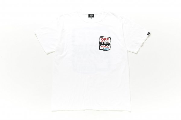 OFF THE WALL S/S T-Shirt<img class='new_mark_img2' src='//img.shop-pro.jp/img/new/icons32.gif' style='border:none;display:inline;margin:0px;padding:0px;width:auto;' />