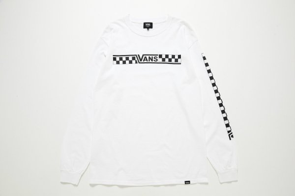 VANS BMX L/S T-Shirt(Safari4月号掲載商品)<img class='new_mark_img2' src='//img.shop-pro.jp/img/new/icons32.gif' style='border:none;display:inline;margin:0px;padding:0px;width:auto;' />