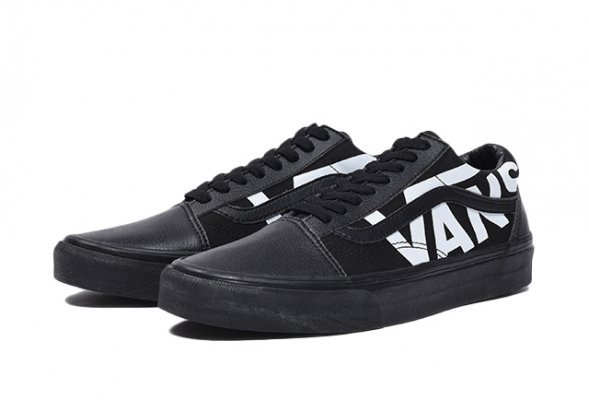 OLD SKOOL(VANS) BLACK/TRUE WHITE