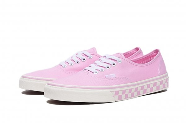 Authentic (Checkerboard) pink lady/m<img class='new_mark_img2' src='//img.shop-pro.jp/img/new/icons32.gif' style='border:none;display:inline;margin:0px;padding:0px;width:auto;' />