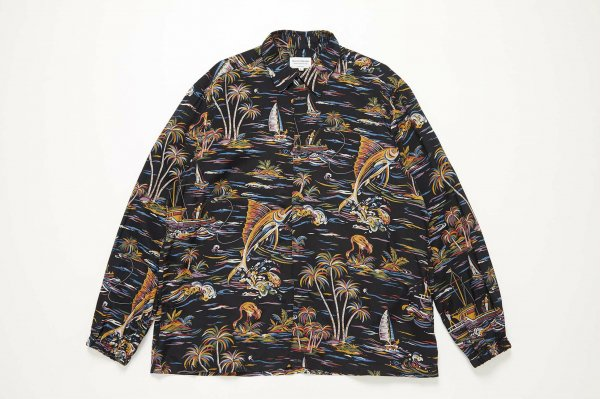ALOHA COACH JACKET(Safari4月号掲載商品)