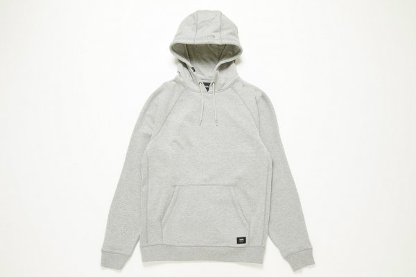 VERSA HOODIE CEMENT HEATHER