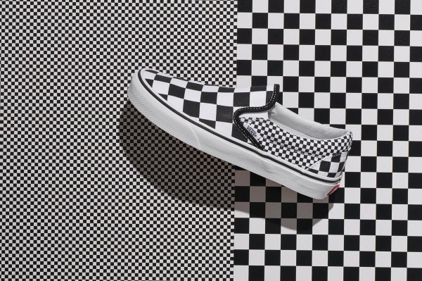 Classic Slip-On (Mix Checker) black/<img class='new_mark_img2' src='//img.shop-pro.jp/img/new/icons32.gif' style='border:none;display:inline;margin:0px;padding:0px;width:auto;' />