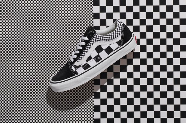 Old Skool (Mix Checker) black/true w