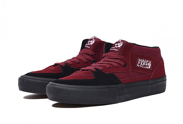 Half Cab Pro cabernet/black/black<img class='new_mark_img2' src='//img.shop-pro.jp/img/new/icons32.gif' style='border:none;display:inline;margin:0px;padding:0px;width:auto;' />