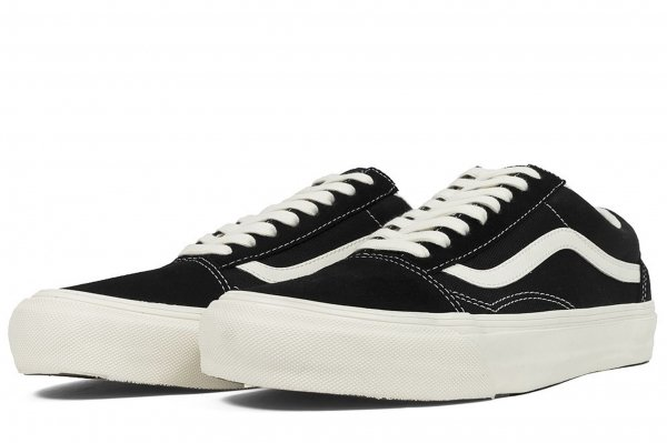 OG Old Skool LX (Suede/Canvas) black
