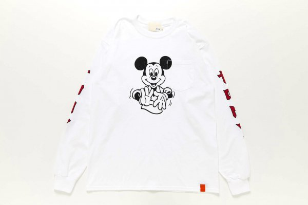 18SP MICKEY L/S EX