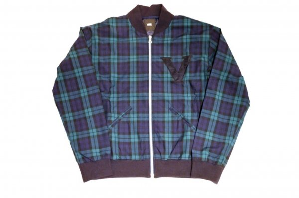 V-Patch Light Weight Jacket (Safari4月号掲載商品)