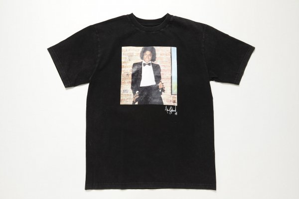 MJ offthewall Tee©(Safari5月号掲載商品)