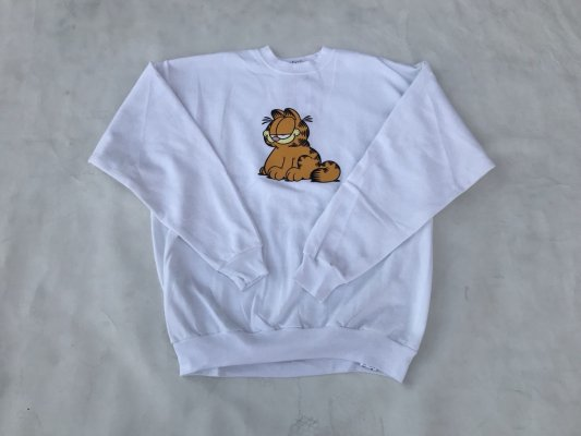 <img class='new_mark_img1' src='//img.shop-pro.jp/img/new/icons41.gif' style='border:none;display:inline;margin:0px;padding:0px;width:auto;' />GARFIELD Sweat