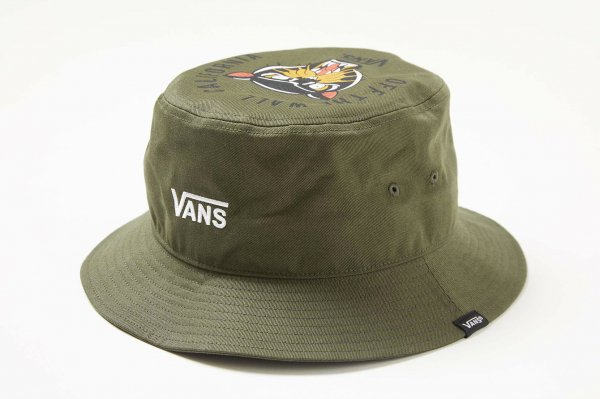 <img class='new_mark_img1' src='//img.shop-pro.jp/img/new/icons41.gif' style='border:none;display:inline;margin:0px;padding:0px;width:auto;' />Panther Bucket Hat