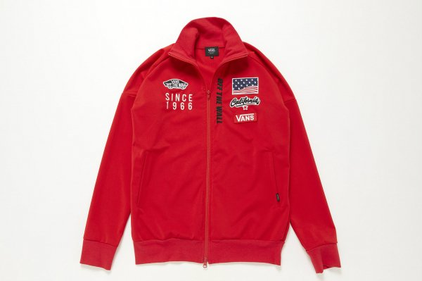 VANS Racing Track Top(Safari6月号掲載商品)