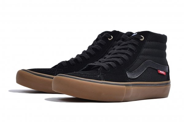 Sk8-Hi Pro black/gum<img class='new_mark_img2' src='//img.shop-pro.jp/img/new/icons32.gif' style='border:none;display:inline;margin:0px;padding:0px;width:auto;' />