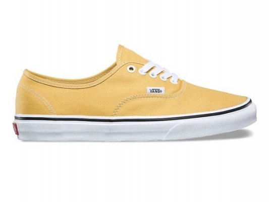 Authentic ochre/true white