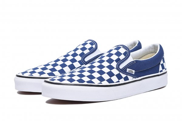 Classic Slip-On (Checkerboard) estat<img class='new_mark_img2' src='//img.shop-pro.jp/img/new/icons32.gif' style='border:none;display:inline;margin:0px;padding:0px;width:auto;' />