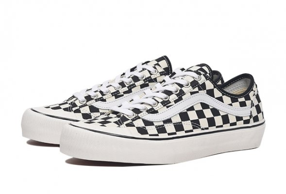 Style 36 Decon SF (Checker) black/wh