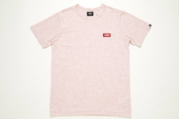 Heather Box Slim-Fit S/S T-Shirt(Safari6月号掲載商品)