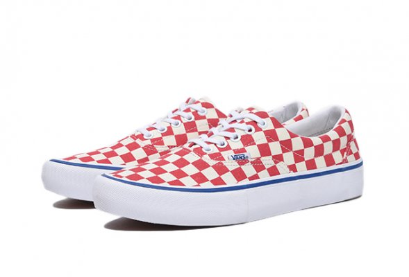 Era Pro (Checkerboard) rococco red/