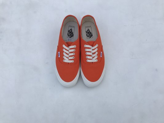 OG Style 43 LX (Canvas) red orange/