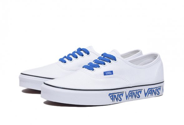 Authentic (Sketch Sidewall) true wh