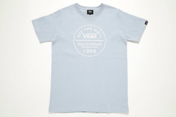 VANS Chain embo Slim-fit S/S T-Shirt(Safari8月号掲載商品)