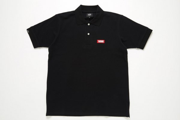 VANS BOX logo emb S/S Polo-Shirt