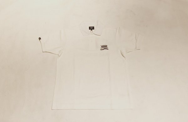 <img class='new_mark_img1' src='//img.shop-pro.jp/img/new/icons41.gif' style='border:none;display:inline;margin:0px;padding:0px;width:auto;' />VANS Back Pt S/S Polo-Shirt